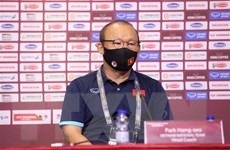 HLV Park Hang-seo: 'Sức trẻ của Indonesia là điểm đáng ngại nhất'