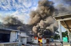 Ấn Độ: Hỏa hoạn tại một nhà máy làm 18 người thiệt mạng
