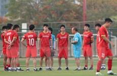 Bị AFC 'làm khó,' tuyển Việt Nam đổi giờ tập trận gặp Malaysia