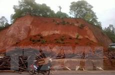 Vùng núi Bắc Bộ, Thanh Hóa và Nghệ An đề phòng lũ quét, sạt lở đất