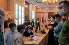 Điều tra vụ xô xát liên quan Thẩm mỹ viện Minh Châu Asian Luxury