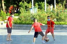 Hải Phòng mở cửa trở lại các hoạt động thể thao ngoài trời, công viên