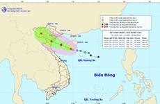 Dự báo áp thấp nhiệt đới có khả năng mạnh lên thành bão