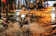 Từ chiều 12/6, Bắc Bộ, Thanh Hóa đến Quảng Bình có mưa rất to