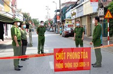 Hà Tĩnh thiết lập vùng cách ly y tế toàn xã Thạch Kim, thị trấn Lộc Hà