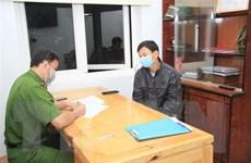 Xác định nhóm đối tượng phá rừng phòng hộ ở Khu du lịch Tuyền Lâm