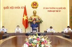 Chủ tịch Quốc hội chủ trì Phiên họp thứ 57 của UBTV Quốc hội