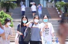 Hà Nội: Buổi thi đầu của kỳ thi tuyển sinh vào lớp 10 THPT chuyên