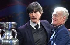 Đức-Pháp: Trận thư hùng của những nhà vô địch thế giới