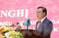 Hà Nội: Đại biểu trúng cử cần thực hiện ngay chương trình hành động