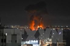 Ngày thứ hai liên tiếp bóng bay thả từ Dải Gaza gây cháy ở Israel