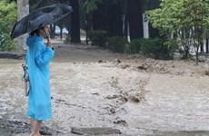 Nga ban bố tình trạng khẩn cấp do lũ lụt tại Bán đảo Crimea