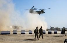 Lầu Năm Góc thông báo cắt giảm quy mô quân sự tại Trung Đông