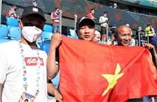 Dấu ấn Việt tại EURO 2020 ở thủ đô phương Bắc của nước Nga