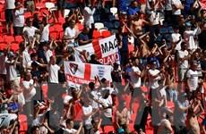 Sân vận động Wembley và nỗi lo COVID-19 của Chính phủ Anh