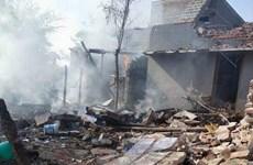 Nổ cơ sở sản xuất lậu pháo hoa ở Ấn Độ, ít nhất 3 người thiệt mạng
