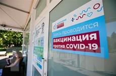 Thủ đô Moskva áp dụng mã QR để phòng chống dịch COVID-19