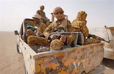 Giao tranh ở miền Bắc Yemen khiến hơn 90 người thiệt mạng