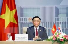 Hàn Quốc là đối tác ưu tiên hàng đầu trong quan hệ quốc tế Việt Nam