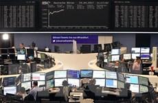 Chứng khoán thị trường châu Âu đồng loạt giảm điểm phiên 23/6