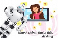 Bình Thuận: Sử dụng Hệ thống Robot call truy vết phòng, chống dịch