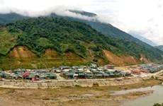 Người dân tái định cư thủy điện Lai Châu no ấm trên vùng đất mới