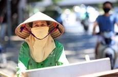 Chỉ số nóng bức, tia cực tím tại nhiều địa phương ở mức nguy hiểm