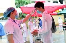 TP Hồ Chí Minh sẵn sàng cho Kỳ thi Tốt nghiệp Trung học phổ thông 2021