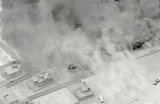 Bộ Quốc phòng Mỹ xác nhận căn cứ quân sự tại Syria bị tấn công