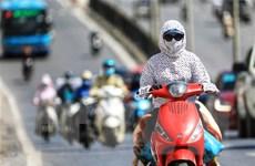 Nắng nóng ở Đồng bằng Bắc Bộ có khả năng kéo dài đến ngày 4/7