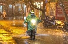 Chiều tối, đêm 1/7: Hà Nội và các khu vực cả nước đều có mưa và dông