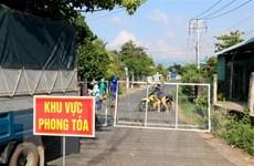 Bình Thuận: Xử lý tập thể, cá nhân liên quan đến công tác chống dịch