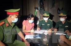 Tuyên truyền phòng, chống dịch COVID-19 cho người dân vùng biên giới