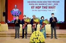 Yên Bái bầu các chức danh chủ chốt HĐND, UBND nhiệm kỳ 2021-2026