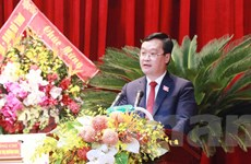 Ông Nguyễn Đức Trung tái đắc cử chức Chủ tịch UBND tỉnh Nghệ An