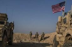 Mỹ bác bỏ thông tin căn cứ ở Syria bị tấn công bằng rocket