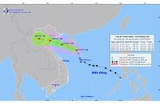 Biển Đông lại có áp thấp nhiệt đới, Bắc Bộ và Bắc Trung Bộ mưa rất to