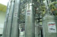 Iran thông báo IAEA kế hoạch làm giàu urani lên mức 20%