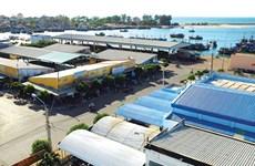 Bình Thuận: Đảm bảo an toàn dịch bệnh COVID-19 tại các cảng cá