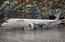 Boeing giảm sản lượng 787 Dreamliner do phát sinh sự cố