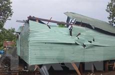 Tây Nguyên và Nam Bộ có mưa dông rải rác, kèm thời tiết nguy hiểm