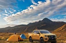 Ford Việt Nam chính thức xuất xưởng mẫu xe bán tải Ford Ranger