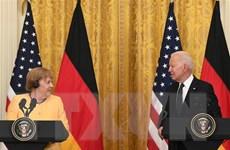 Thời kỳ mới cho quan hệ 'đối tác tự nhiên' giữa Đức và Mỹ