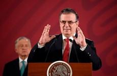 Mexico muốn khôi phục quan hệ ngoại giao và thương mại với Triều Tiên
