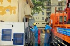 Hà Nội kích hoạt phương án đảm bảo điện cho các bệnh viện, cơ sở y tế