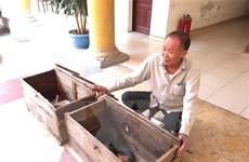 Cao Bằng: Bắt giữ đối tượng buôn bán hai cá thể tê tê sống