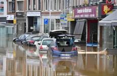 Vẫn còn hơn 160 người mất tích trong trận lũ lụt lịch sử tại Bỉ