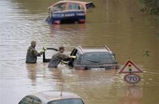Đức tiêu tốn hàng tỷ euro tái thiết đường sá sau thảm họa thiên tai