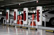 Tesla có kế hoạch mở mạng lưới trạm sạc cho các xe điện khác