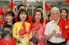 Người Việt ở Nhật Bản háo hức đón chờ Olympic Tokyo 2020